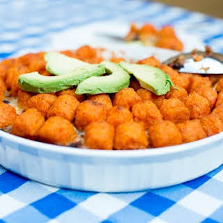 A Tater Tot Casserole Anyone Can Make.