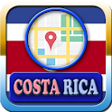 Costa Rica Maps And Direction icon