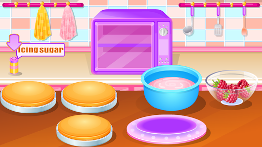 cooking games cake berries 3.0.0 screenshots 13