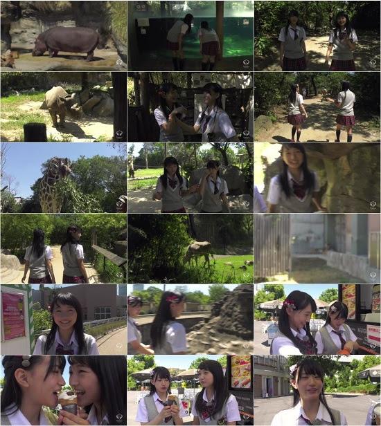(TV-Variety)(720p) (NMB48) Pokupoku Hyakkei Mogumogu Tabi ep42 171006