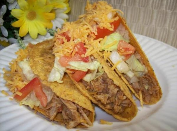 Pulled Pork Tacos Recipe