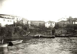 Photo: Barcazas nas Corbaceiras.