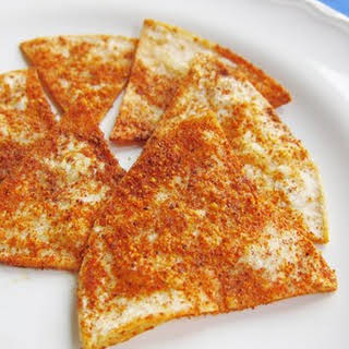 Snack Girl's Do-It-Yourself Doritos.