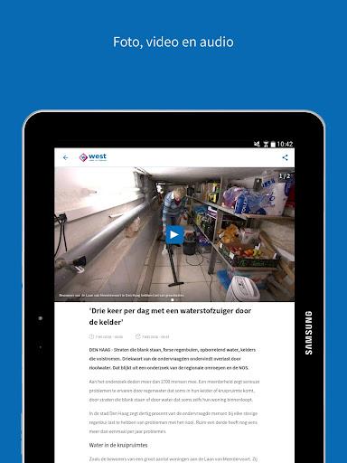 Omroep West 8.9.0 screenshots 7