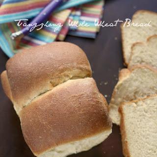Tangzhong Whole Wheat Bread