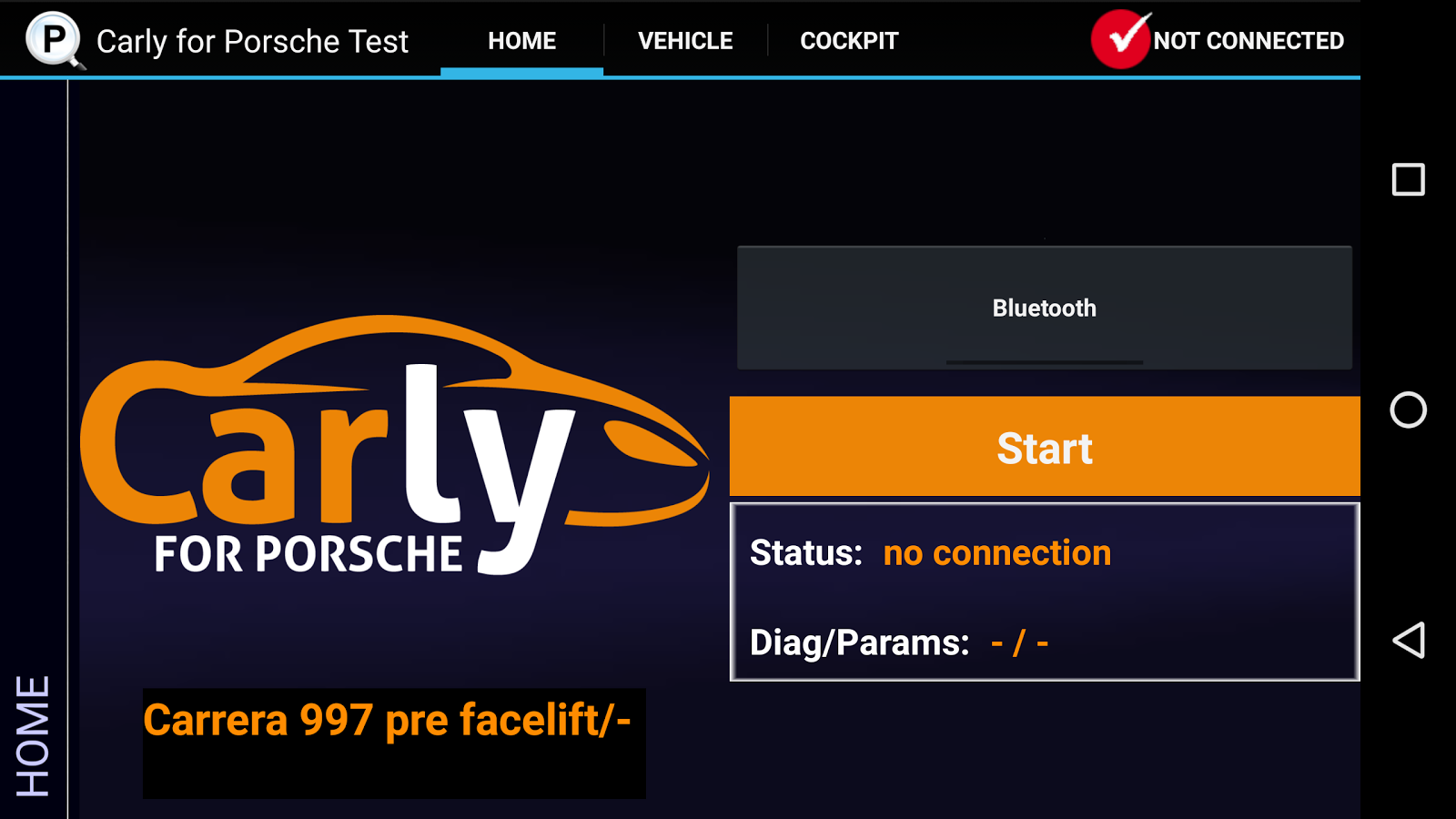 Carly for Porsche Car Check- screenshot
