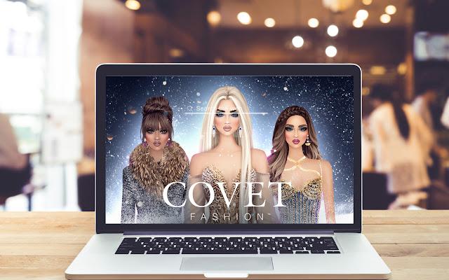 Covet Fashion HD Wallpapers New Tab Theme
