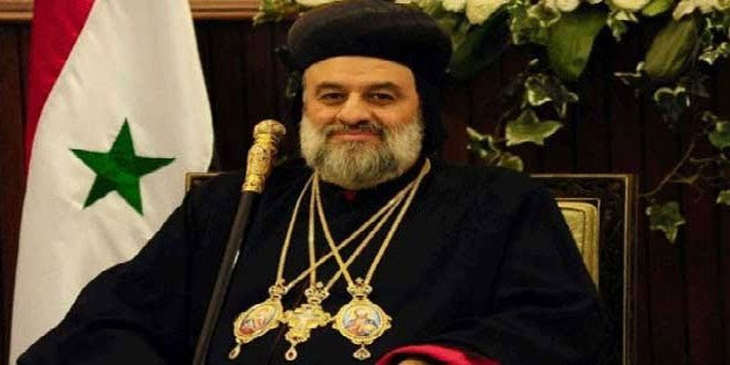 Catholic and Orthodox churchmen denounce attacks on Syria