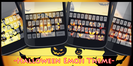 Halloween Emoji Theme