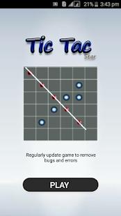 TicTacStar - náhled