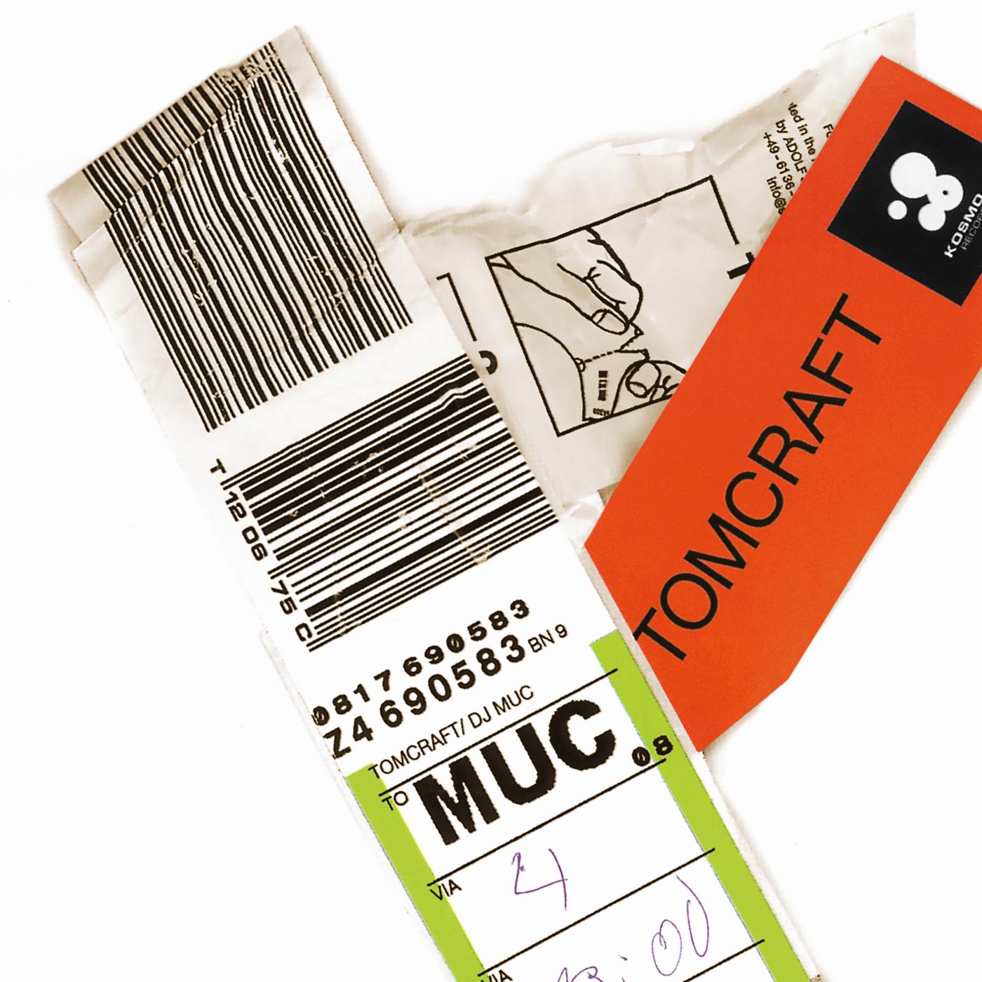 Album Artist: Tomcraft / Album Title: Muc