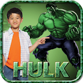 Hulk Photo Frames