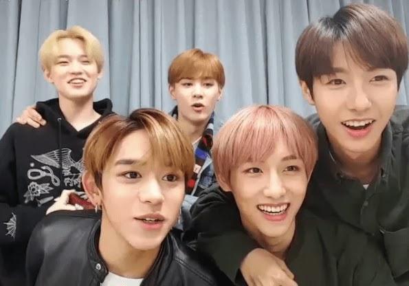 NCT Chinese members