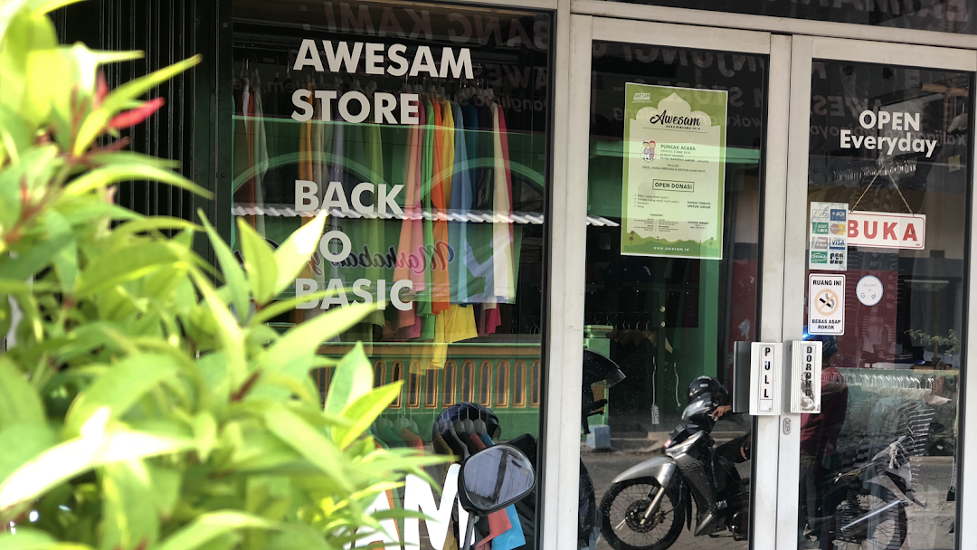 AWESAM STORE - Distro Malang