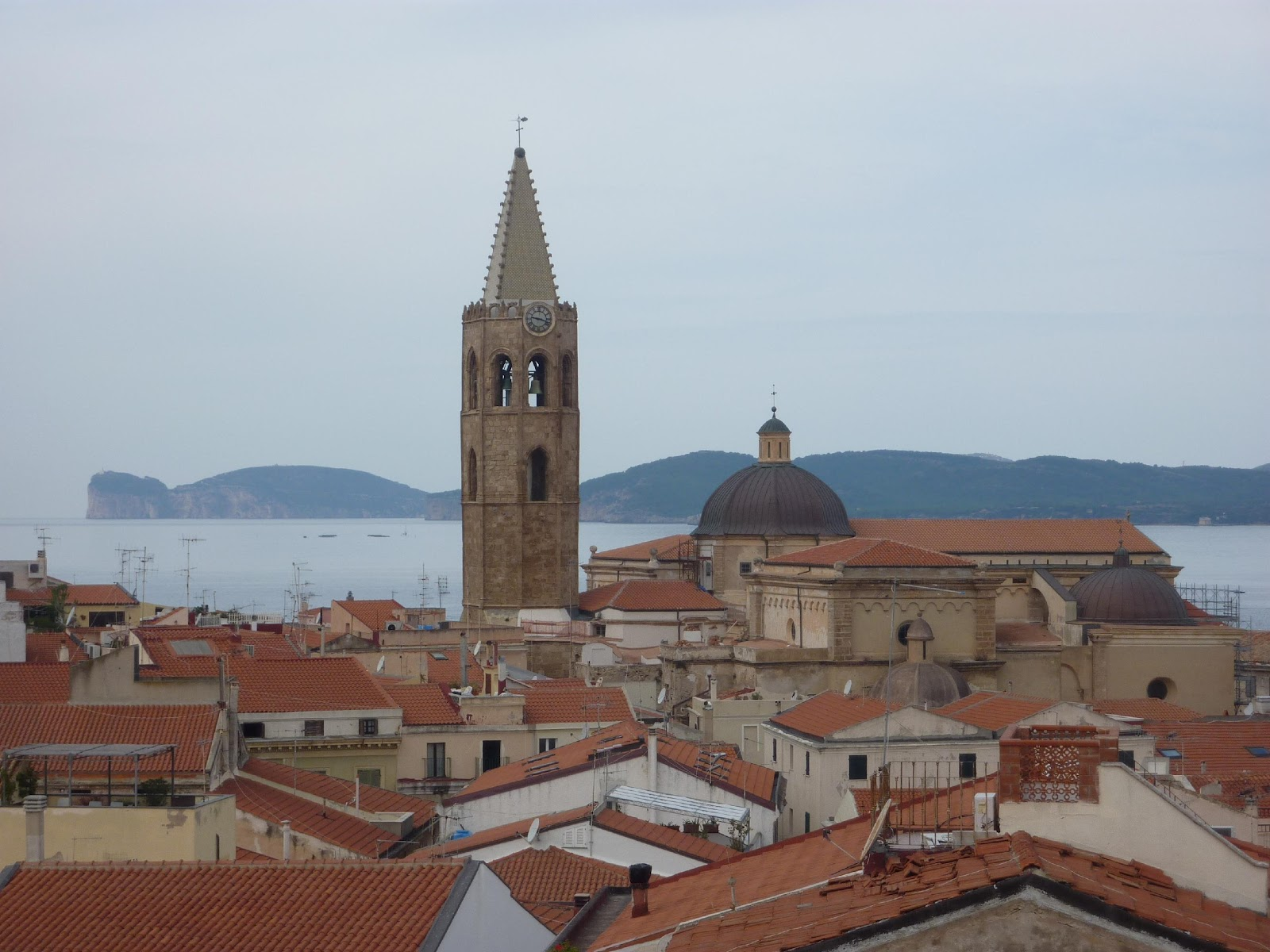 campanile alghero