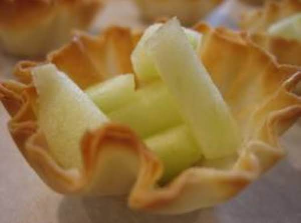 My Simple But Elegant Mini Brie & Apple Quiches Recipe