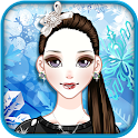 Dress Up Snow Princess icon