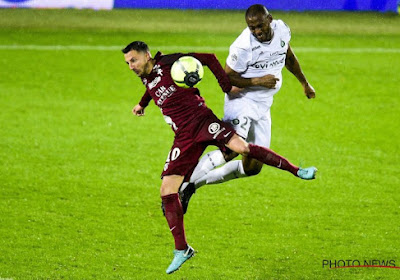 Nantes avec El Ghanassy et Metz, Kawashima, Dossevi et Milicevic se quittent dos à dos