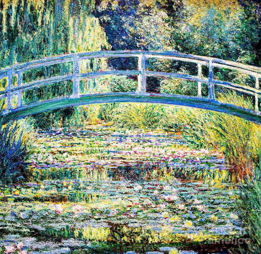 Monet Lily Pond