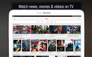 Screenshot of News & Movies by Flipps