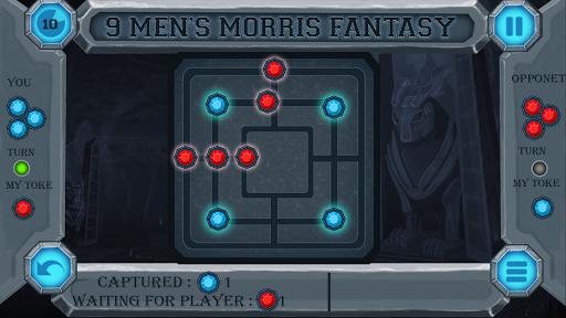 9 Men's Morris Fantasy Duals