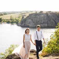 Wedding photographer Nikolay Parovyshnik (Danagan). Photo of 29.04.2018