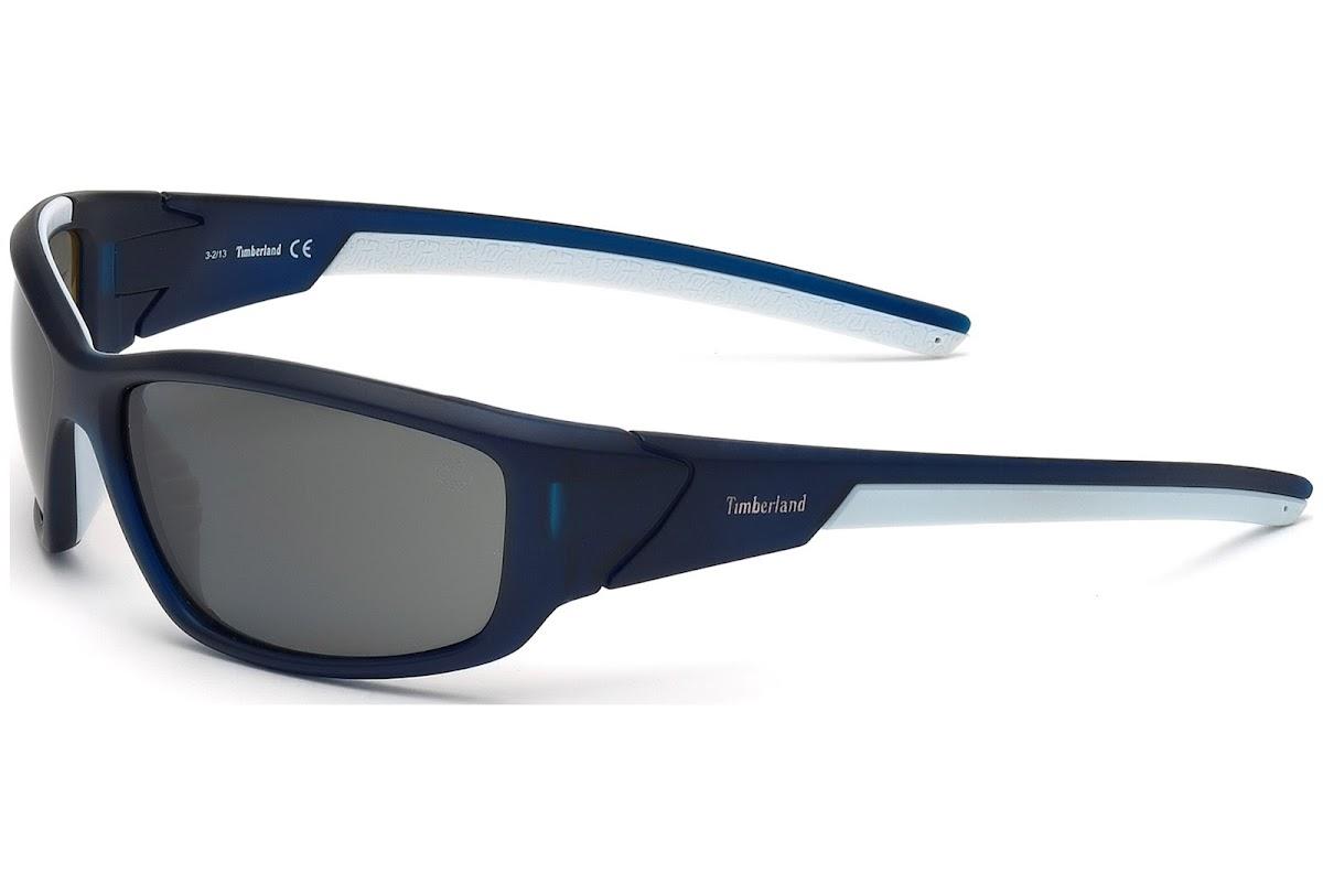 mitad de descuento 029f8 640ae Comprar Gafas de sol Timberland TB9049 C62 91D (matte blue ...