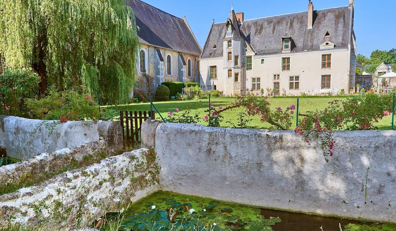 Manoir Dissay-sous-Courcillon