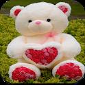 Cute Teddy Bear wallpaper icon