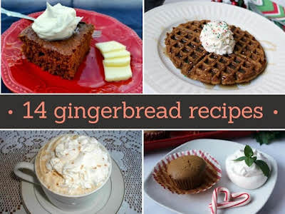 14 Gingerbread Recipes