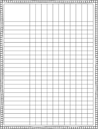 Free printable homework checklist for teachers