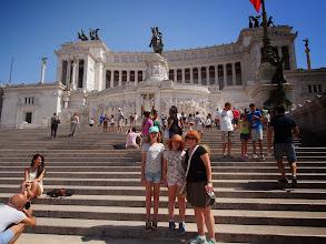 Photo: Vittorio Emanuel monument