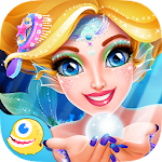 Princess Mermaid Icon
