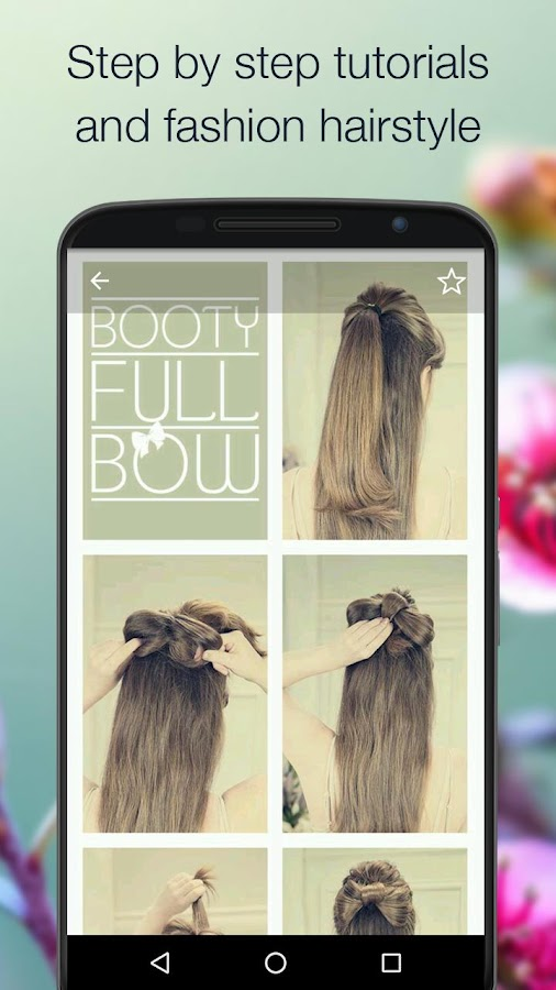 Hair styles and Haircuts- screenshot