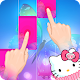 Pink Hello Kitty Piano Tiles Android apk
