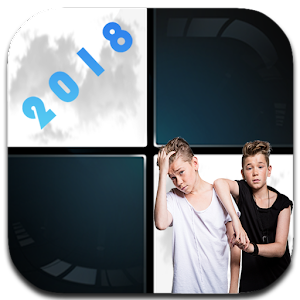 Marcus and Martinus Piano Game for PC