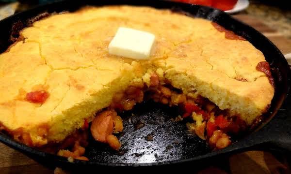 Beans And Weiners Buttermilk Cornbread -- Bonnie's Recipe