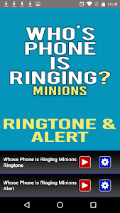 Download Whose Phone is Ringing Minions APK latest version app for android  devices