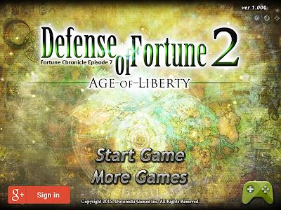 Defense of Fortune 2 v1.048 (Mod Orb / War Point)