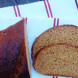 The Best German Rye Bread.