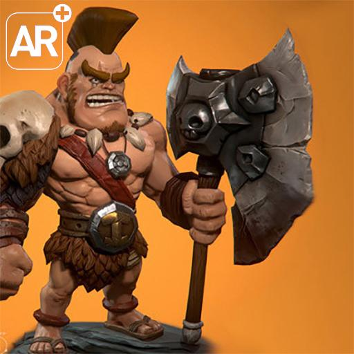 AR Barbarian - The Augmented Reality Experience