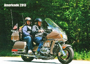 Photo: June 5th riding around Lake George on route 9N  What a beautiful ride.
