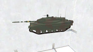 MBT remodeled turret
