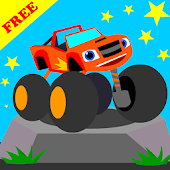 Monster Car Puzzle Kids