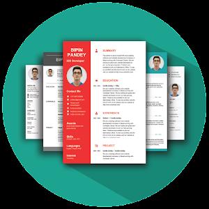 resume builder app - Resume Maker App