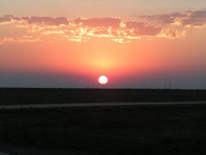 Photo: Sunrise In South Dakota