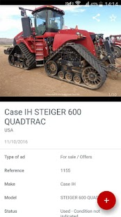 Agriaffaires farm equipment- screenshot thumbnail