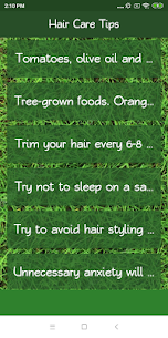 Hair Grow Tips 1.5 Mod + Data for Android 1