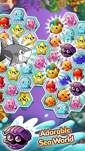 Ocean Blast – Match-3 Puzzler v1.0.9 (Mod Money/Lives)