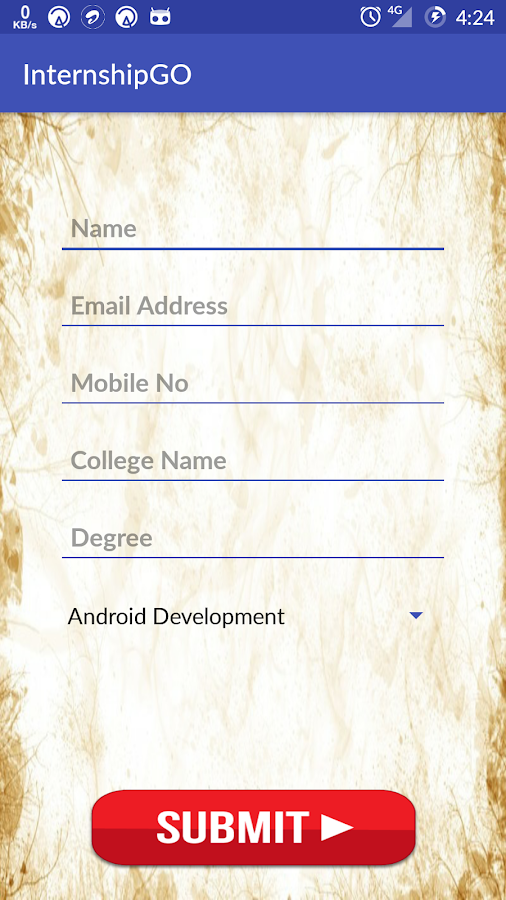 InternshipGO - Jaipur- screenshot